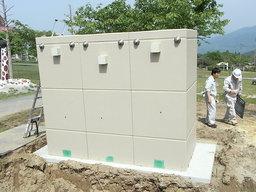 (7)トイレ設置3